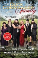The Duck Commander Family by Willie Robertson: NOOK Book Cover