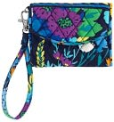Vera Bradley Midnight Blues Super Smart Phone Wristlet by Barnes & Noble: Product Image