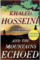 And the Mountains Echoed (Signed Edition) by Khaled Hosseini: Book Cover