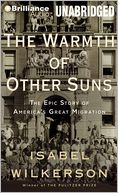 Warmth of Other Suns, The by Isabel Wilkerson: CD Audiobook Cover