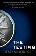 The Testing (The Testing Trilogy Series #1) by Joelle Charbonneau: Book Cover
