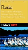 Fodor's Florida 2002 by Fodor's Travel Publications: Book Cover