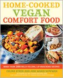 Home-Cooked Vegan Comfort Food by Celine Steen: Book Cover