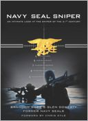 Navy Seal Sniper by Glen Doherty: NOOK Book Cover