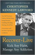 Recover to Live by Christopher Lawford: NOOK Book Cover