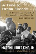 A Time to Break Silence by Martin Luther King Jr.: Book Cover