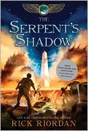 The Serpent's Shadow (Kane Chronicles Series #3) by Rick Riordan: Book Cover