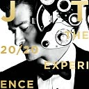 The 20/20 Experience by Justin Timberlake: CD Cover