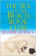 The Sex on the Beach Book Club by Jennifer Apodaca: Book Cover