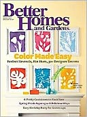 Better Homes and Gardens - One Year Subscription: Magazine Cover