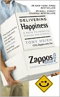 Delivering Happiness by Tony Hsieh: NOOK Book Cover