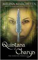 Quintana of Charyn (Lumatere Chronicles Series) by Melina Marchetta: NOOK Book Cover