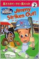 Jimmy Strikes Out! (The Adventures of Jimmy Neutron Boy Genius) by Kelli Chipponeri: Book Cover