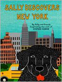 Sally Discovers New York by Stephen Huneck: NOOK Kids Read to Me Cover