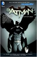Batman Vol. 2 by Scott Snyder: NOOK Book Cover