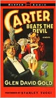 Carter Beats the Devil by Glen David Gold: Audio Book Cover