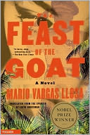 The Feast of the Goat by Mario Vargas Llosa: Book Cover