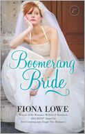 Boomerang Bride by Fiona Lowe: Book Cover