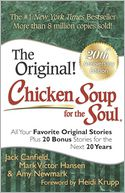 Chicken Soup for the Soul 20th Anniversary Edition by Jack Canfield: Book Cover