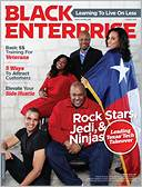 Black Enterprise by Earl G. Graves Publishing Company: NOOK Magazine Cover