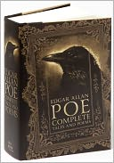 Edgar Allan Poe by Edgar Allan Poe: Book Cover