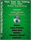 The Tao Te Ching For The 21st Century by Stanley Bronstein: NOOK Book Cover