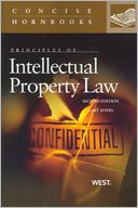 Principles of Intellectual Property Law, 2d by Gary Myers: Book Cover