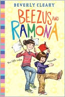 Beezus and Ramona by Beverly Cleary: NOOK Book Cover