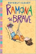 Ramona the Brave by Beverly Cleary: NOOK Book Cover