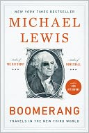 Boomerang by Michael Lewis: NOOK Book Cover