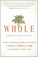 Whole by T. Colin Campbell: NOOK Book Cover