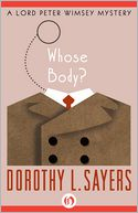 Whose Body? by Dorothy L. Sayers: NOOK Book Cover