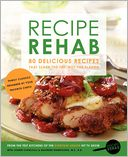 Recipe Rehab by Everyday Health: Book Cover