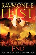 Magician's End (Chaoswar Saga Series #3) by Raymond E. Feist: Book Cover