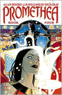 Promethea Book Four (NOOK Comics with Zoom View) by Alan Moore: NOOK Book Cover