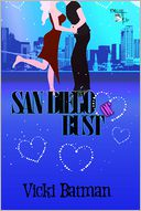 San Diego or Bust by Vicki Batman: NOOK Book Cover