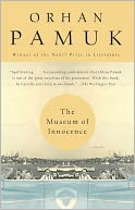 The Museum of Innocence by Orhan Pamuk: Book Cover