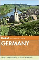 Fodor's Germany, 26th Edition by Fodor's Travel Publications: Book Cover