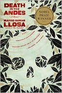 Death in the Andes by Mario Vargas Llosa: NOOK Book Cover