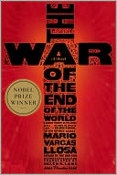 The War of the End of the World by Mario Vargas Llosa: NOOK Book Cover