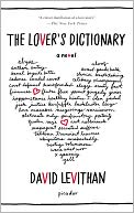 The Lover's Dictionary by David Levithan: NOOK Book Cover