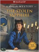 The Stolen Sapphire by Sarah Masters Buckey: NOOK Book Cover