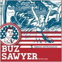 Buz Sawyer Vol. 3 by Roy Crane: Book Cover