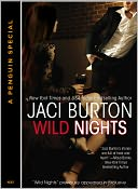 Wild Nights (Novella) by Jaci Burton: NOOK Book Cover