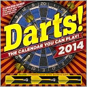 2014 Darts! Wall Calendar by Workman: Calendar Cover