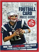 Beckett Football Card Price Guide No. 29 2012 Edition, Vol. 29 by Dr. James Beckett: Book Cover