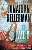 The Web (Graphic Novel) by Jonathan Kellerman: Book Cover