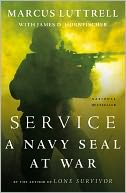 Service by Marcus Luttrell: Book Cover