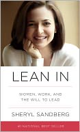 Lean In by Sheryl Sandberg: Book Cover