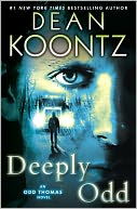 Deeply Odd by Dean Koontz: Book Cover